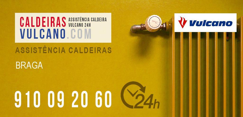 Assistência Caldeiras Vulcano Braga