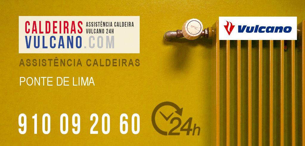 Assistência Caldeiras Vulcano Ponte de Lima